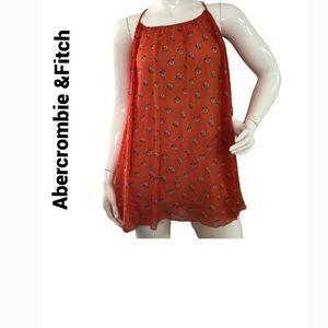 🔥 Abercrombie &fit size L  shift  dress